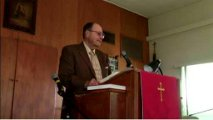 Dr. Jim preaches at Town & Country Baptist Church